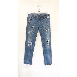 Bullhead Women's Jeans Boyfriend Size 0